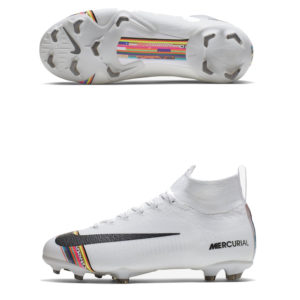 БУТСЫ NIKE SUPERFLY VI ELITE CR7 FG /детские/