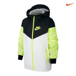КУРТКА NIKE NSW WR JKT HD kids